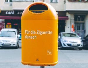 Beispiel Sticker-Marketing
